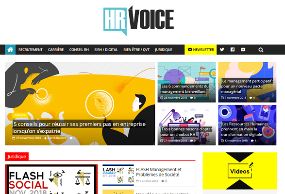 blog rh hr voice